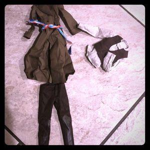 Ken doll suit